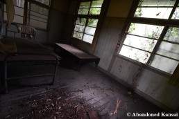Old Wooden Hospital Room