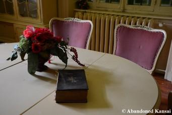 Abandoned Bible