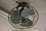 Abandoned Japanese Ventilator