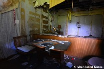 Abandoned Love Hotel In Bad Condition
