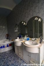 Abandoned Modern Bathroom