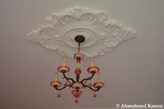 Beautiful Abandoned Ceiling