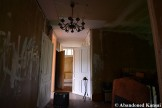 Hallway Under Renovation
