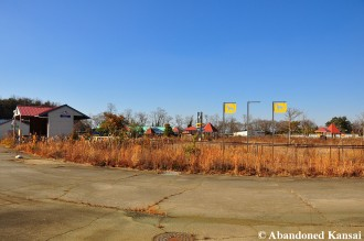Abandoned Dog Theme Park