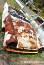 Abandoned Sports Car