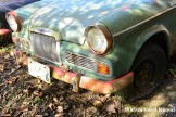 Abandoned Sunbeam Rapier
