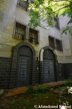 Abandoned Western Style Castle