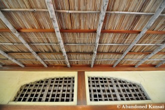 Beautiful Ryokan Ceiling