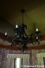 Handmade Metal Chandelier