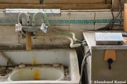 Old Hospital Sink
