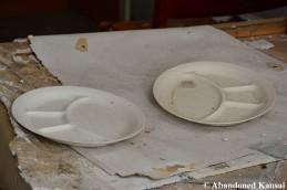 Abandoned School Plates