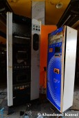 Abandoned Vending Machines