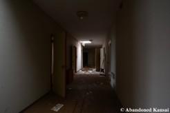 Above Pachinko Parlor - Hallway