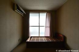 Bedroom Above Pachinko Parlor