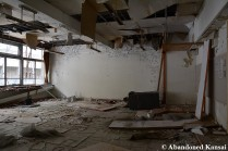 Decaying Classrom