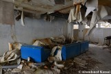 Decaying School Lobby