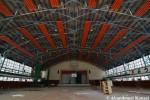 Large Abandoned Gymnasium