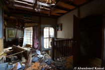 Rotten Hallway