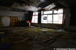 Rotten Tatami Room