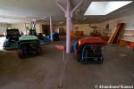 Abandoned Indoor Go-Karts
