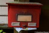Abandoned Japanese Letterbox
