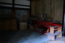 Inside Abandoned Temple