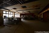 Abandoned Spa Kitchen