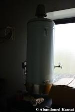 Abandoned Water Boiler