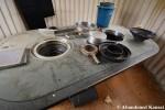 Abandoned Yakiniku Table