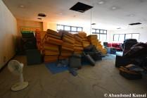 Deserted Rest Room