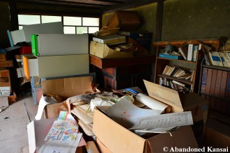 Hiroshima Countryside Clinic - Upper Floor