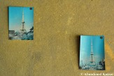 Old Tokyo Tower Postcards