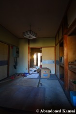 Abandoned Dormitory Apartment