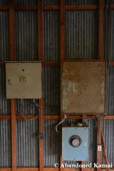 Abandoned Farm Junction Box