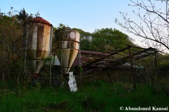 Abandoned Farm Silos