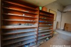 Abandoned Japanese Shoe Rack
