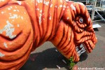 Big Headed Dinosaur