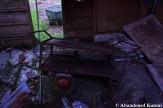 Rusty Transport Cart