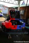 Theme Park Racing Car UnderRepair
