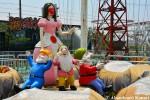 Vandalized Snow White