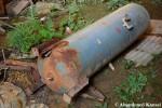 Abandoned Factory Tank