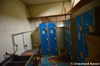Abandoned Hotel Employee Lockers