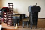 Abandoned Hotel Trays