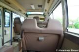 Deserted Hotel Bus