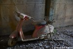 Dirty Suzuki Scooter