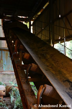 Rusty Belt Conveyer
