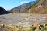 Abandoned Ski Resort Parking Lot