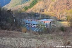 Deserted Japanese Ski Resort