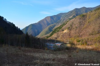 Deserted Nagano Ski Resort