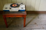 Old Hitachi Record Player